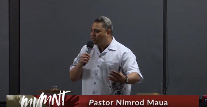 Nimrod Maua Youth Rally