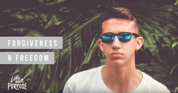 Simon Gigliotti – Forgiveness & Freedom