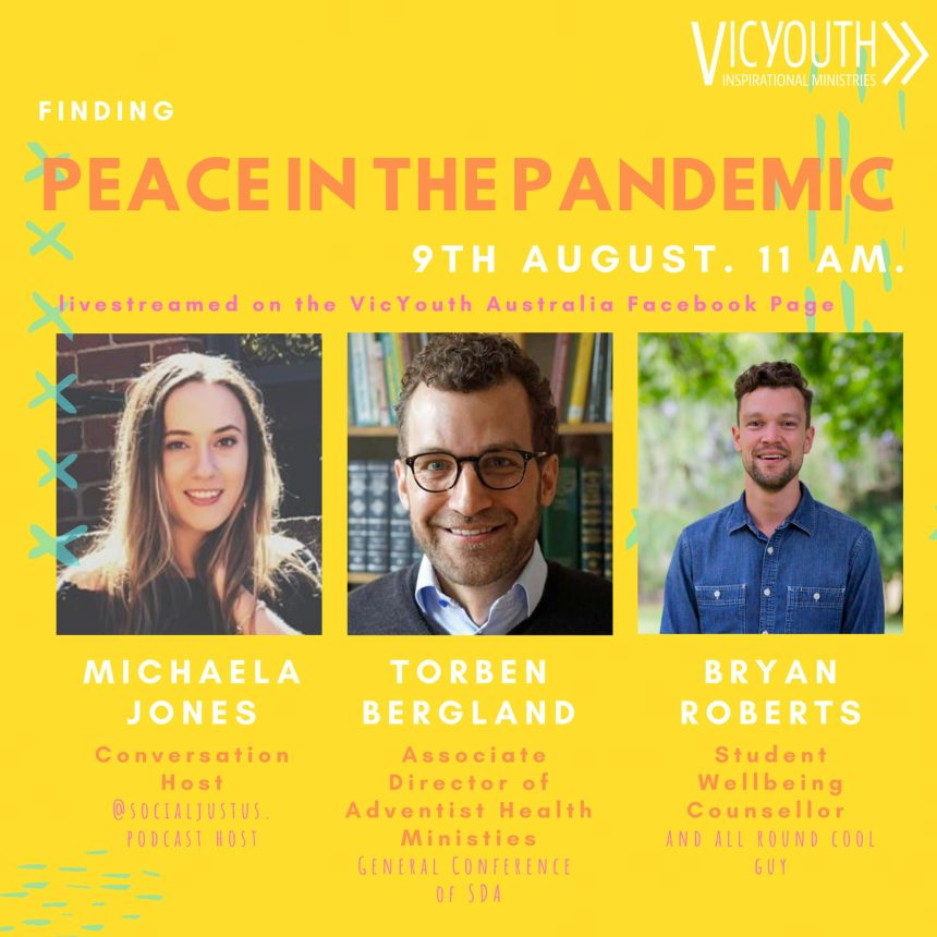 Finding Peace In the Pandemic